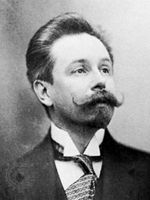 Photo Alexander Nikolayevich Scriabin
