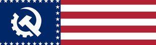 Cover U.S.A. - Union Socialiste Américaine