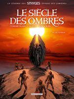 Couverture Le Diable - Le Siècle des Ombres, tome 6