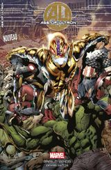 Couverture Age of Ultron, tome 1