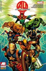 Couverture Age of Ultron, tome 4