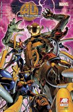 Couverture Age of Ultron, tome 6