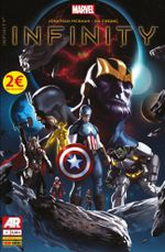 Couverture Infinity, tome 1