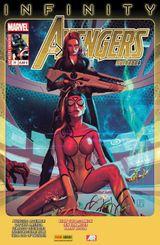 Couverture Mission de sauvetage - Avengers Universe, tome 11