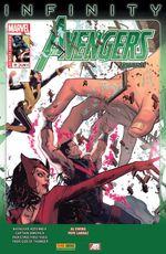 Couverture Problème de taille - Avengers Universe, tome 12