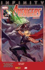 Couverture Le Maudit - Avengers Universe, tome 13