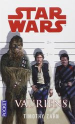 Couverture Star Wars : Vauriens