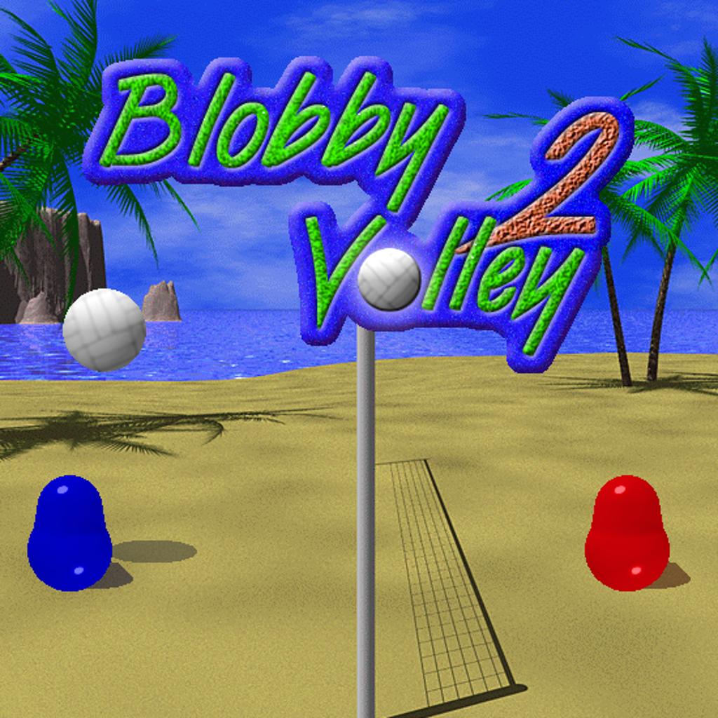 jeu blobby volley