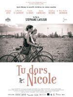 Affiche Tu dors Nicole