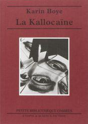 Couverture La Kallocaïne