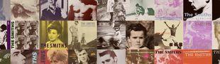 Cover Les stars des pochettes de The Smiths.