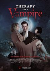 Affiche Therapy for a Vampire