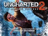 Pochette Uncharted 2: Among Thieves (OST)