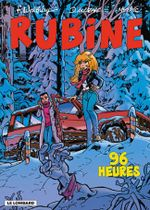 Couverture 96 Heures - Rubine, tome 8