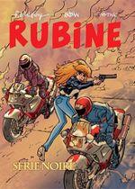 Couverture Série Noire - Rubine, tome 10