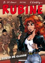 Couverture Photo de classe - Rubine, tome 11