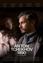 Affiche Anton Tchékhov 1890