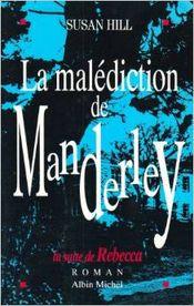 Couverture La Malédiction de Manderley