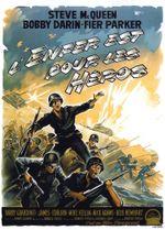 Affiche L'Enfer est pour les héros