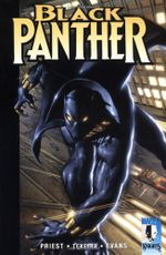Couverture Black Panther: The Client