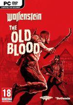 Jaquette Wolfenstein : The Old Blood