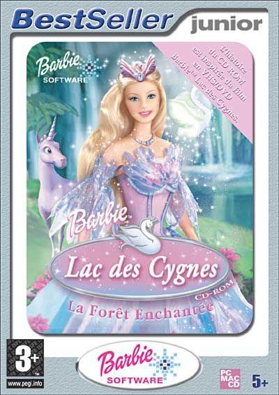 Barbie lac des cygnes 2005 jeu vid o senscritique - Barbie le lac des cygnes ...