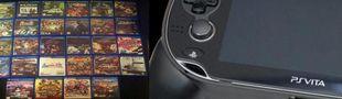 Cover Mes jeux Ps Vita (Boite)