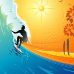 Jaquette Endless Surf