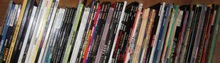 Cover Liste pour l'édification BD de Faune