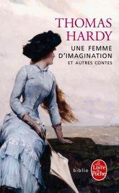Couverture Une femme d'imagination