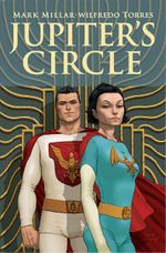 Couverture Jupiter's Circle (2015)