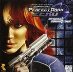 Pochette Perfect Dark Zero (OST)