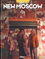 Couverture Uchronie(s) : New Moscow, tome 3