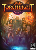 Jaquette Torchlight
