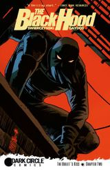 Couverture The Black Hood #2