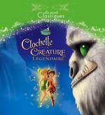 Couverture Clochette et la Créature légendaire - Les Grands Classiques Disney