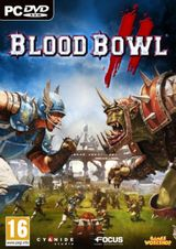 Jaquette Blood Bowl II