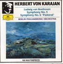Pochette Symphonie nr. 5 / Symphonie nr. 6 »Pastorale«