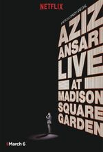Affiche Aziz Ansari: Live at Madison Square Garden