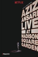 Affiche Aziz Ansari: Live at Madison Square Garden