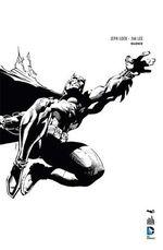 Couverture Batman - Silence - N&B - 75 ans