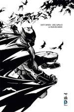 Couverture Batman - La Cour des Hiboux - N&B - 75 ans
