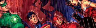 Cover Intégrale DC New 52 (DC Renaissance) - Justice League
