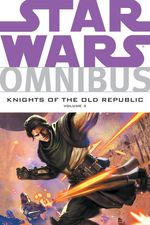 Couverture Star Wars Omnibus: Knights of the Old Republic, Volume 3