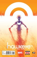 Couverture All-New Hawkeye (2015 - Present)