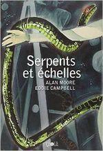 Couverture Serpents et échelles