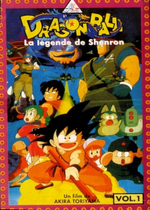 Affiche Dragon Ball : La Légende de Shenron