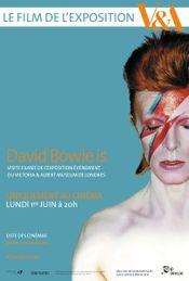 Affiche David Bowie Is