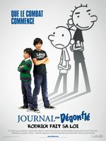 Affiche Journal d'un dégonflé : Rodrick fait sa loi