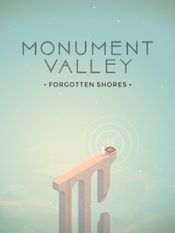 Jaquette Monument Valley: Forgotten Shores